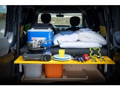 Cheap Campervan Dacia Dokker Mini Camper 2019