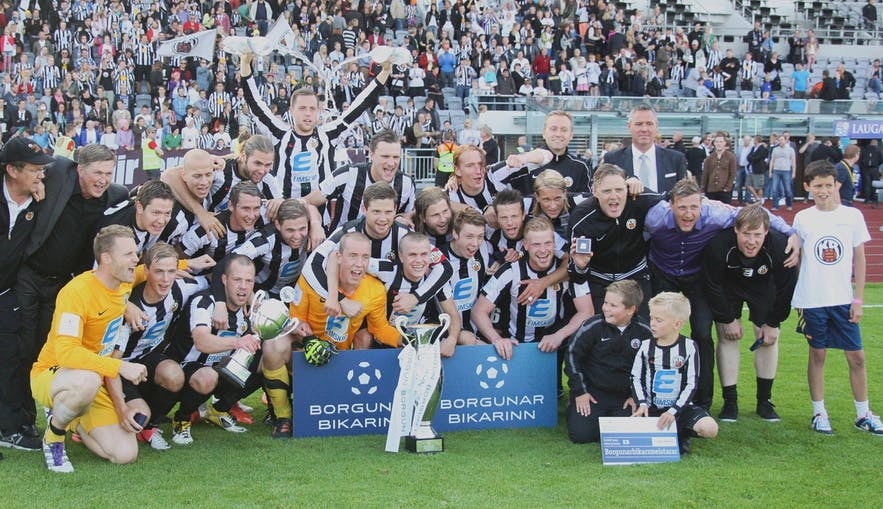 The Top Football Clubs in Iceland