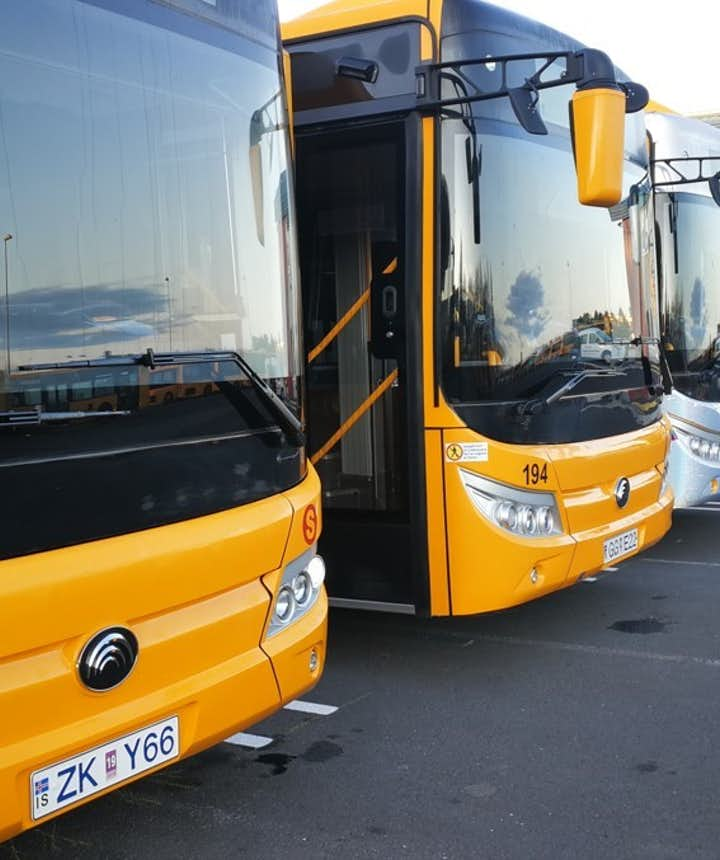 Reykjavik City Buses   The Ultimate Guide