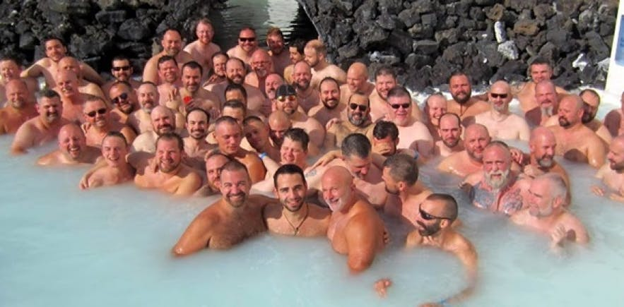 Gay scene in Iceland is can be a hive of festivity