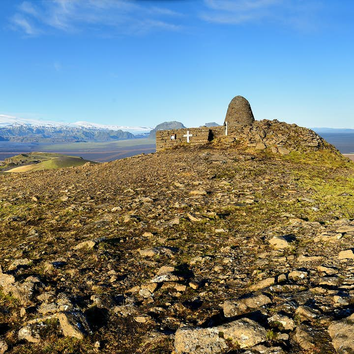 Walk in the footsteps of the ancient Icelanders.