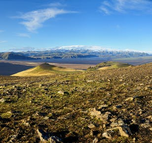 A hike to Hjörleifshöfði | The first settlers of Iceland