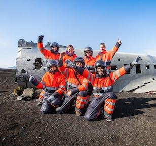 Quad-Tour zum DC-3 Flugzeugwrack   ab Südisland