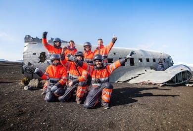 Wycieczka ATV do wraku samolotu   Słynna Dakota DC3