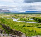 Thingvellir National Park has a great significance in Icelandic history, and a great view