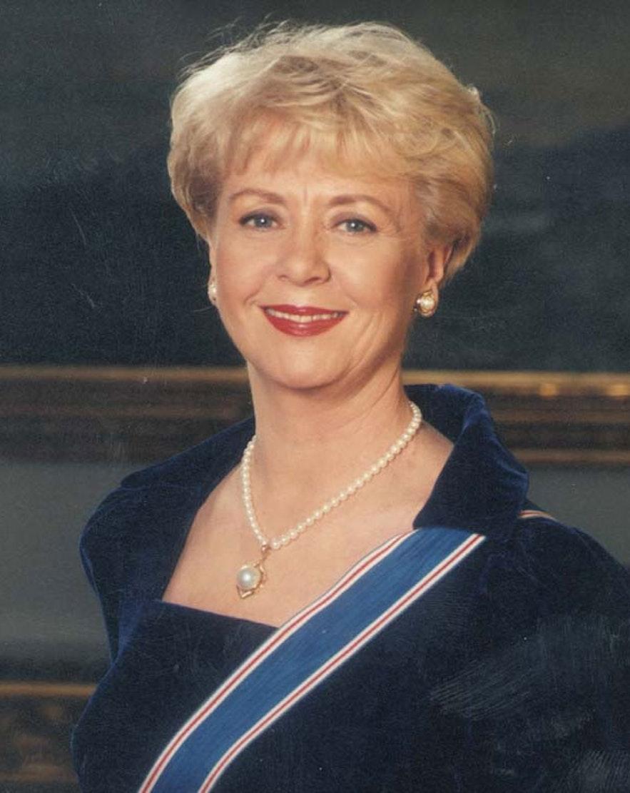 冰岛是第一个世界上选出女总统的国家