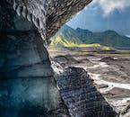 Тур на супер-джипах из Вика в ледниковую пещеру Катла
