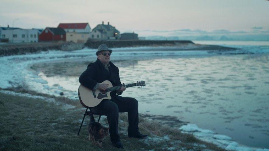 Icelandic comedian Þorsteinn Guðmundsson