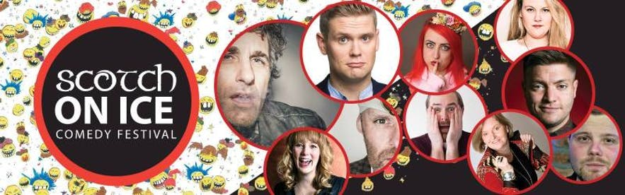 The Scotch On Ice Comedy Festival was the first of its kind in Iceland