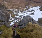 Scale one of the most fun climbing mountains in Iceland