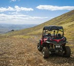 Off-Road Buggy Scenic Views of Icelandic Countryside