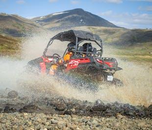 Off-Road Buggy-Tour | nahe Reykjavik