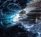 Eishöhle im Myrdalsjökull | Superjeep-Tour ab Vik