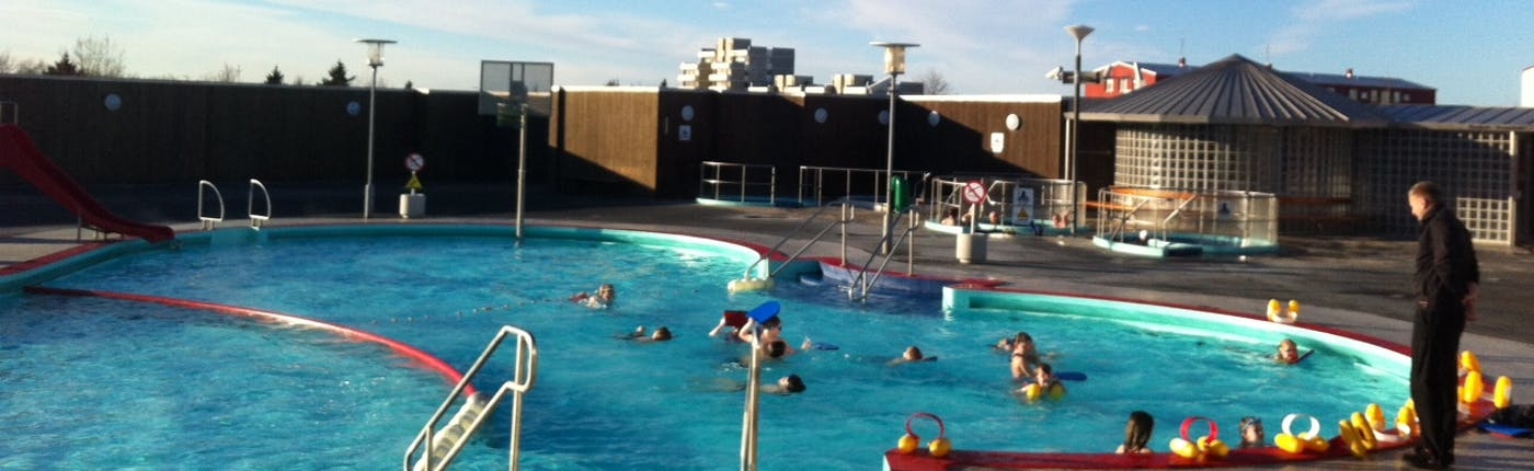 The Best Swimming Pools in Reykjavik