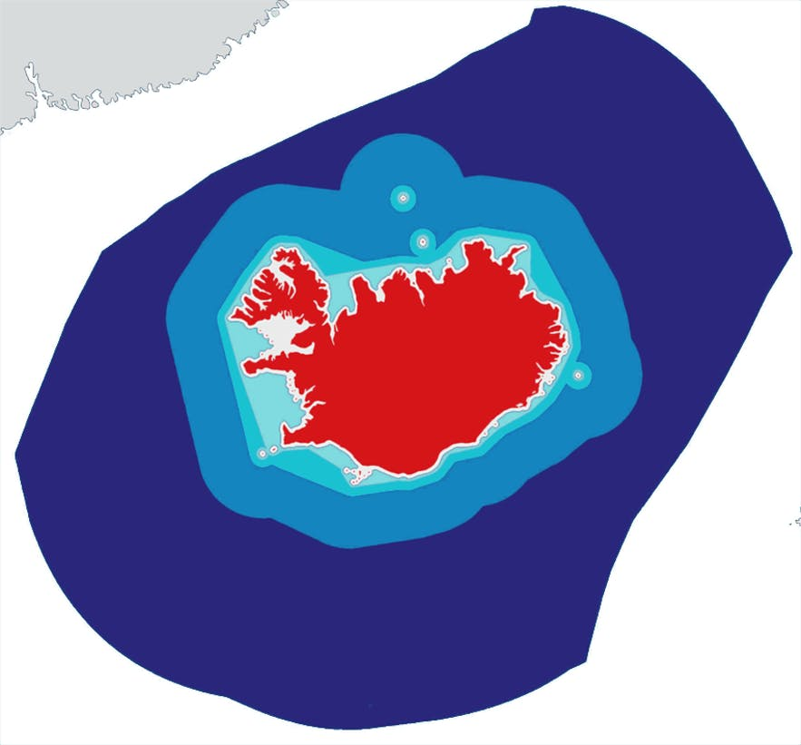 历经三次鳕鱼战争,冰岛三次扩大禁渔界,树立来了禁渔的国际标准