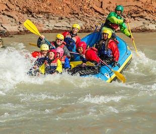 Familien Rafting-Tour in Nordisland | ab 6 Jahren