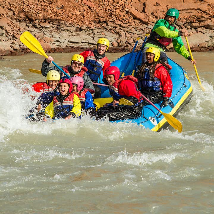 Family-Friendly 3 Hour Whitewater River Rafting Tour in North Iceland