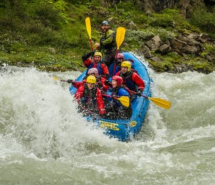 Exciting Rafting Tour in North Iceland