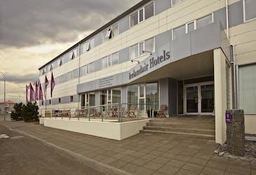 アイスランドエアー・ホテル・ヒエラズ Icelandair Hotel Hérað
