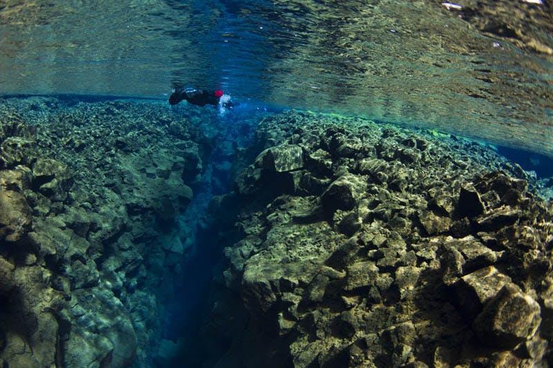 Snorkelling & Lava Caving Adventure From Reykjavik
