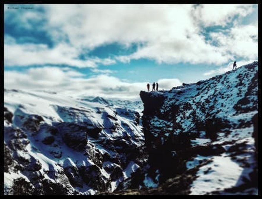 Markarfljótsgljúfur Canyon is difficult to access, but incredibly beautiful.