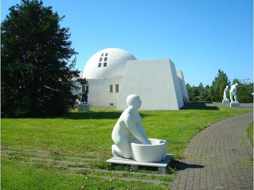 asmundur sculpture museum