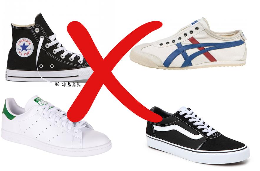 波鞋或布鞋適合在冰島穿嗎