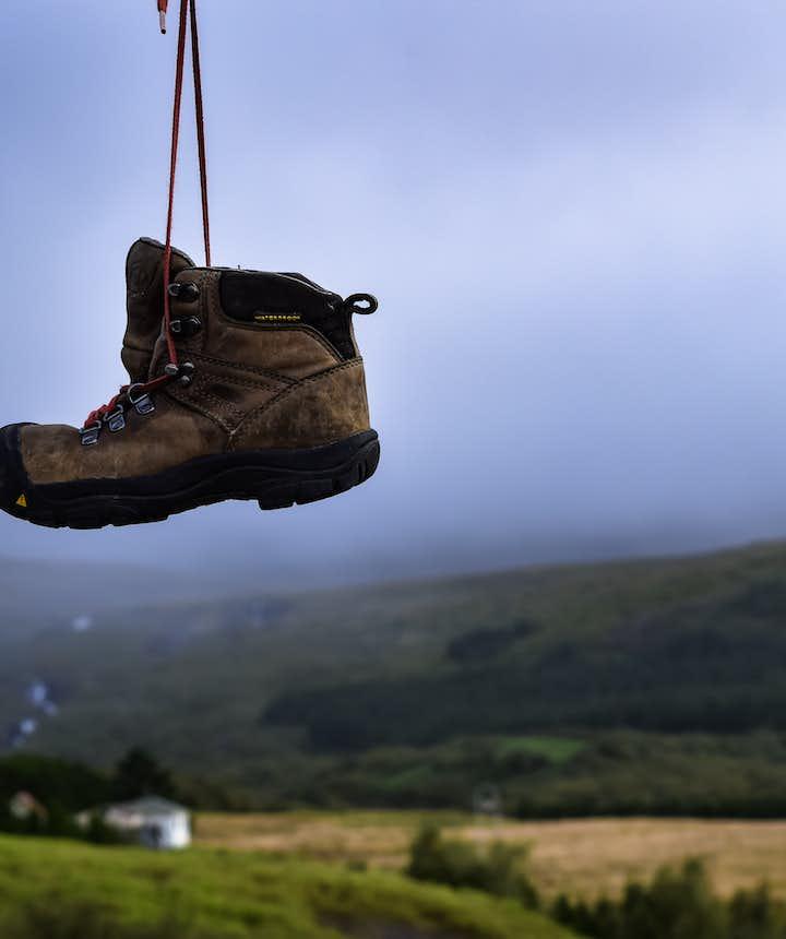 最適合在冰島使用的鞋子推薦