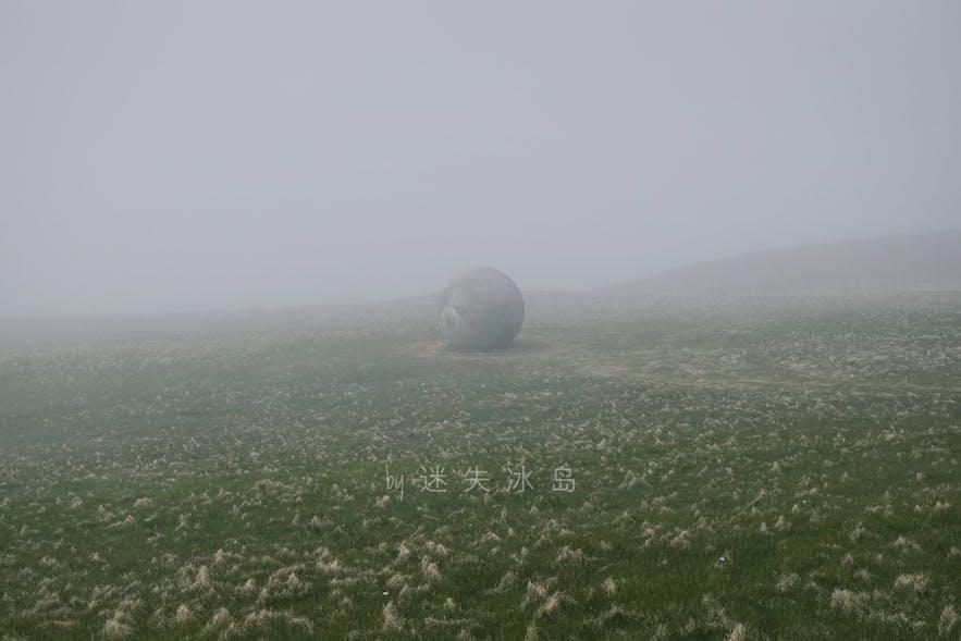 格里姆塞,冰岛的最北端,北冰洋中的北极圈坐标