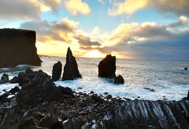 Reykjanes Peninsula | Private day Tour in a new Mercedes Benz V-class