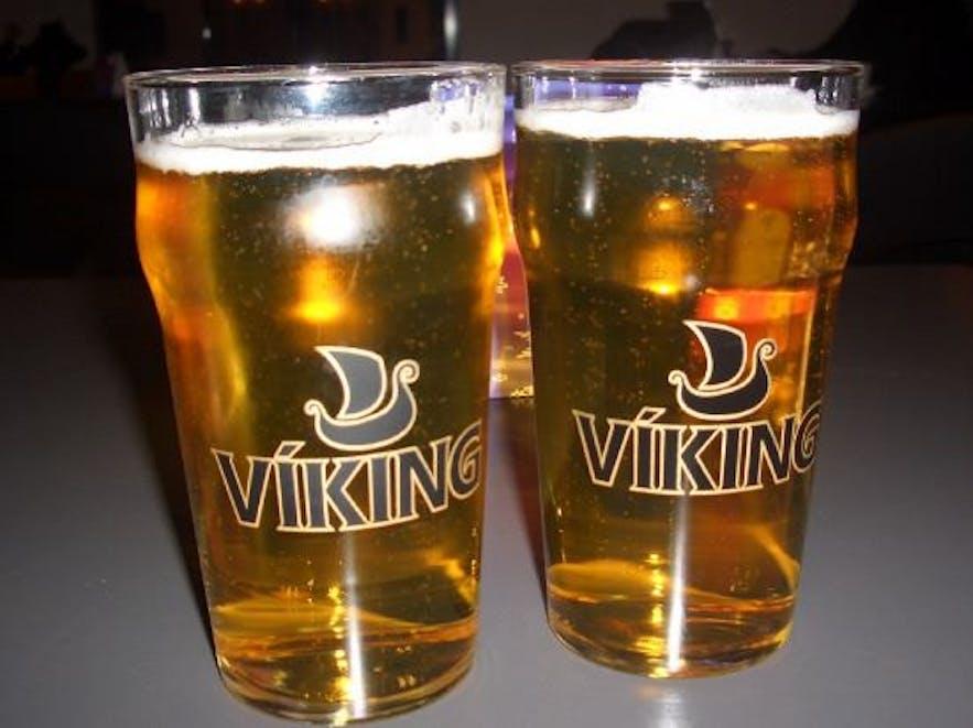 icelanders love their beer
