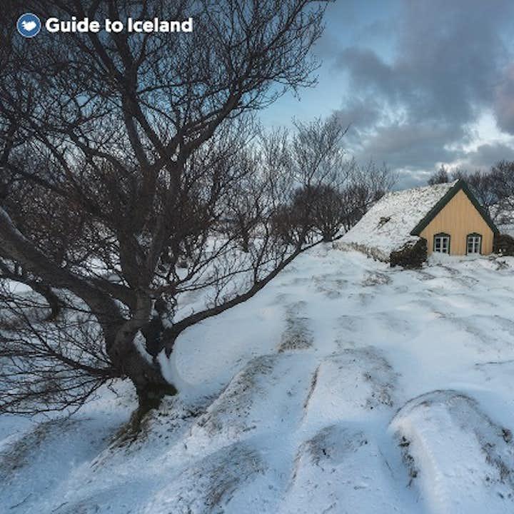 10天9夜冰岛冬季跟团行程|6天环岛+雷克雅未克自由活动