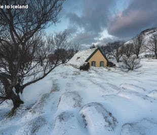 10 Day Winter Package | Guided Tour Around Iceland with Free Days in Reykjavik