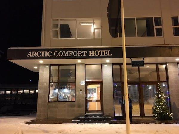 Arctic Comfort Hotel