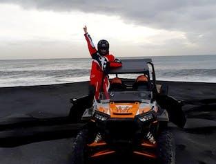 2-Hour Black Sand Beach Buggy Tour | Iceland's South Coast
