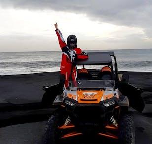 2-Hour Black Sand Beach Buggy Tour   Iceland's South Coast