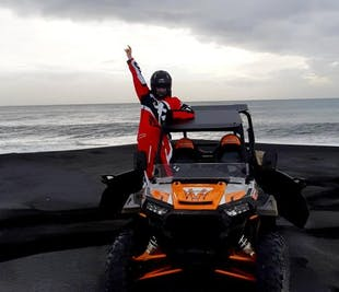2-Hour Black Sand Beach Buggy Tour | Iceland's South Coast
