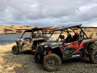 3.5 Hour Buggy Tour in the Highlands of South Iceland