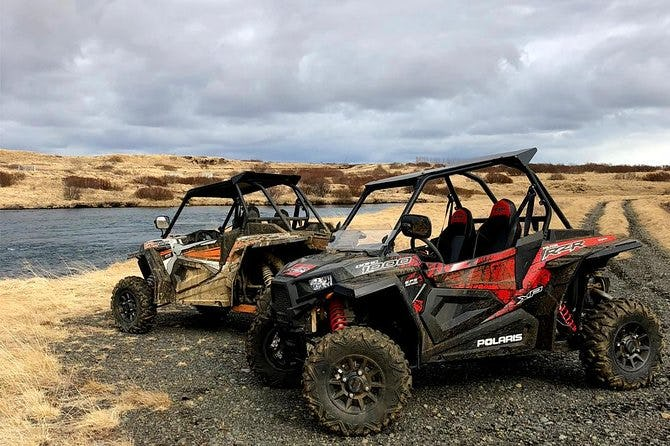 Buggies provide a great way to explore the Icelandic Highlands.