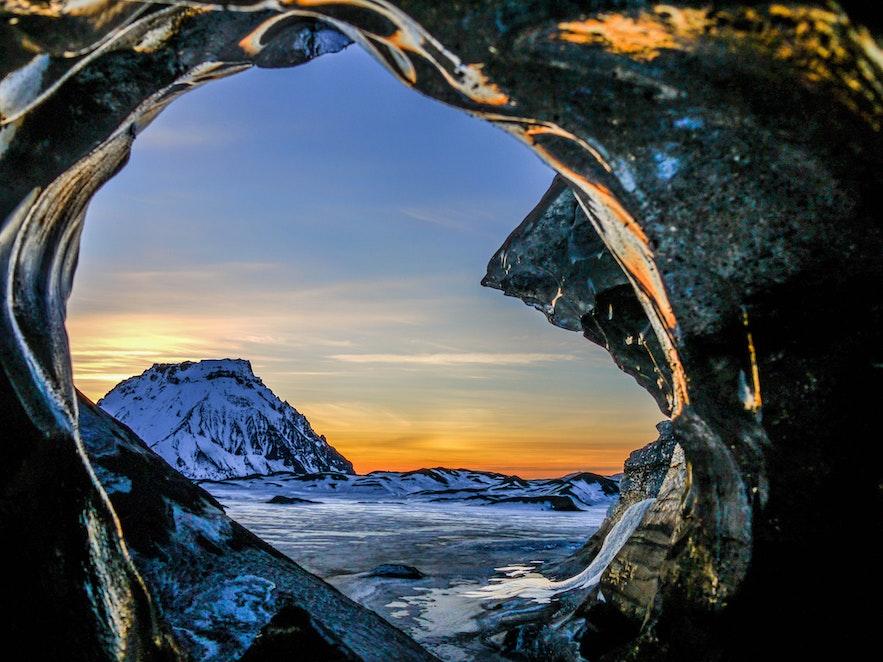 冰島Katla 火山