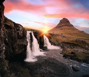 Wycieczka na Snaefellsnes | Islandzkie przekąski i muzyka podczas drogi