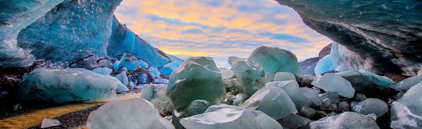 冰岛的冰川|冰岛自然百科