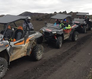 Full Day Buggy Adventure to Landmannalaugar with Hot Spring Bathing