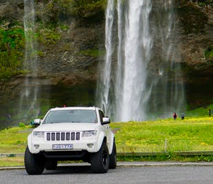 Golden Circle and the South Coast in 1 Day  Small Group Comfort 4x4 SUV Tours