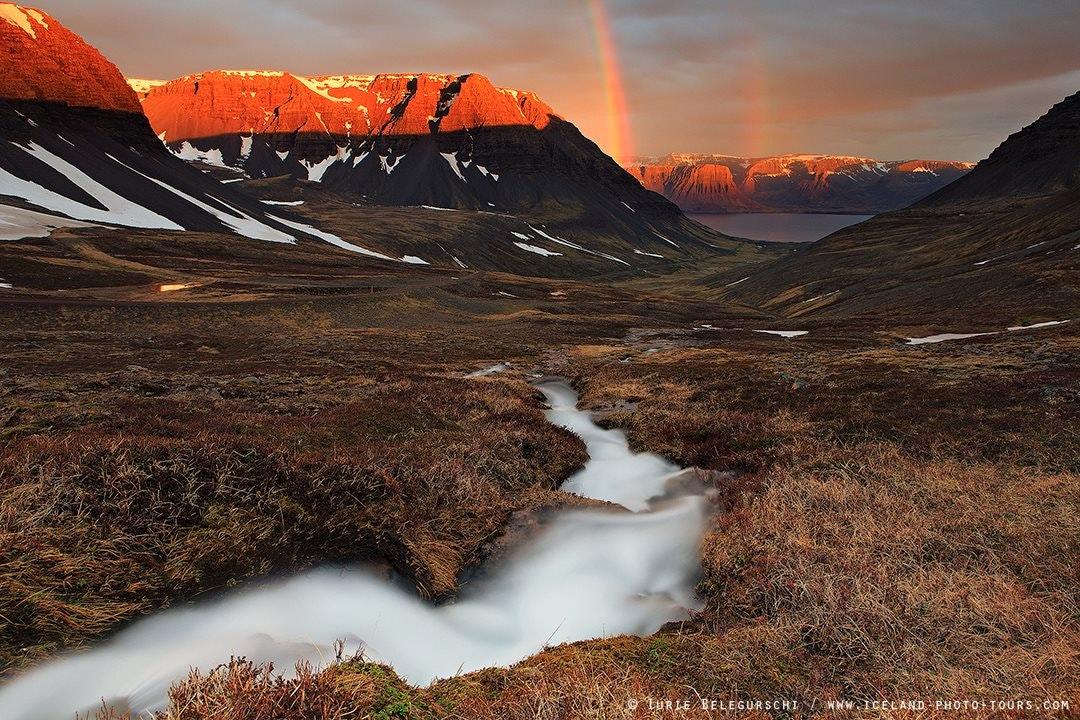 Westfjords in Iceland