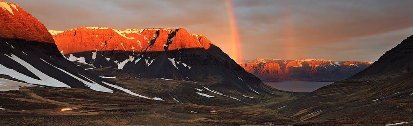 아이슬란드 웨스트피오르드
