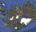 Plan wycieczki trwającej 10 dni podczas której zobaczysz półwysep Snaefellsnes i Fiordy Zachodnie.