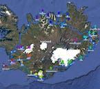 Autotour de 11 jours | Route circulaire et découverte des fjords islandais