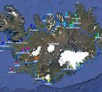 Tour de 12 días a tu aire | Alrededor de Islandia y parques nacionales