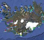Autotour de 14 jours   Tour de l'Islande et fjords de l'Ouest